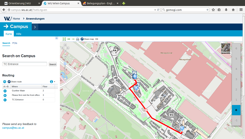 OpenStreetMap, the Wikipedia Map